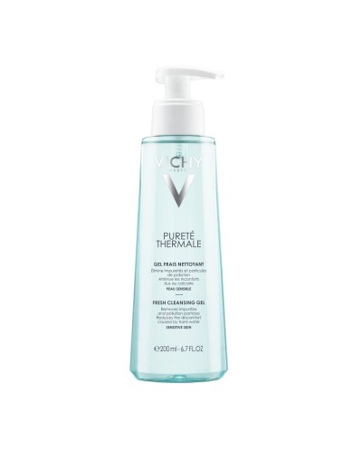 VICHY – Purete Thermale Fresh Cleansing Gel Δροσερό Gel Καθαρισμού Προσώπου - 200ml