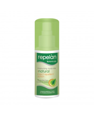 CELLOJEN Repelan Natural Insept Repellent Φυσικό Απωθητικό Γαλάκτωμα, 100ml & ΔΩΡΟ Τσάντα Θαλάσσης