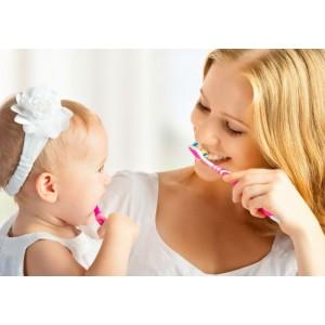 Στοματική υγιεινή για παιδιά και βρέφη